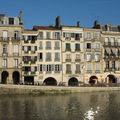 Bayonne, bords de la Nive (64)