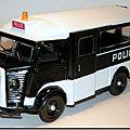 Citroen Type H Police Pie 01