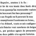 Un exemple de résistance populaire de la graphie du roumavagi : andré louis granier