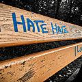 De la haine à l'amour...