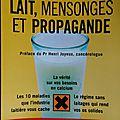 Lait, mensonges et propagande de thierry souccar 5 miss/5