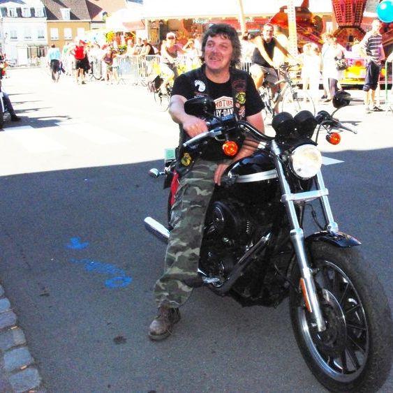 0188 - Expo motos Harley-Davidson