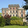 Sous les pavés le vert ! (Parc de la <b>Villa</b> Rohannec'h - St-Brieuc - 13 juillet au 16 septembre 2012)