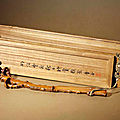 A carved <b>bamboo</b>ruyiscepter 18th-19th century