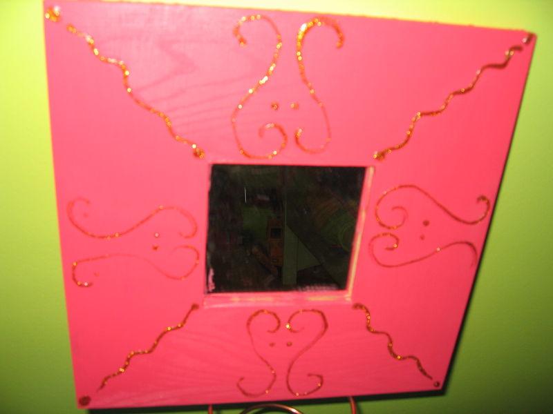 Miroir pour la chambre de Clara
