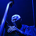 Barre Phillips (photos) aux <b>Instants</b> <b>Chavirés</b>