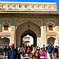 Jaipur - entrée vieille ville