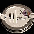 L'esturgeonnière caviar perlita