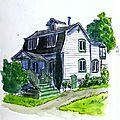 24. Le Bic - Maison typique