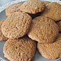 Cookies au chocolat au lait et aux noisettes