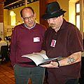 Pol et Zumello, fin philosophe moustachu du crayon