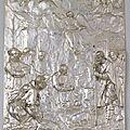The Adoration of the <b>Shepherds</b>, Paulus Willemsz. van Vianen, 1607