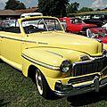 Mercury eight convertible 1947-1948