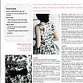 Passion Couture Créative n°5 (juillet-août-septembre 2014) - Page 60