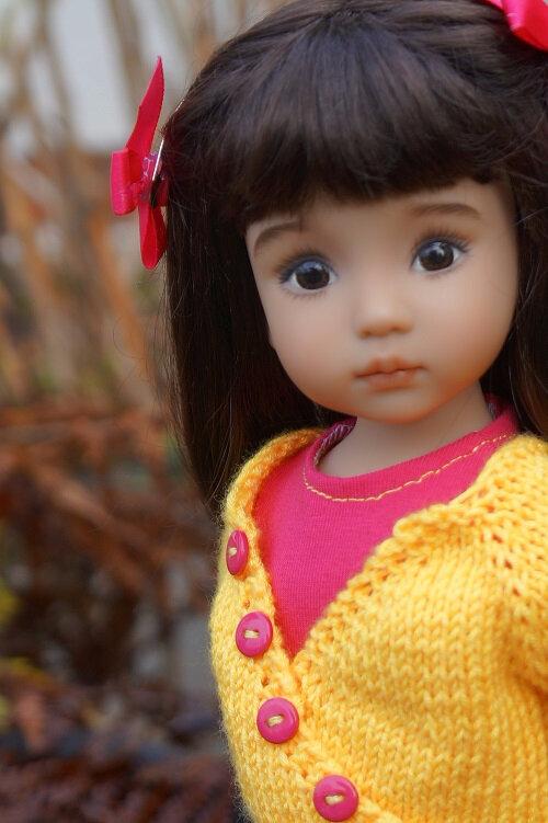 L'automne de Hélène , Little Darling de Lana Dobbs