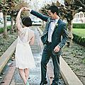 Robe de mariée <b>courte</b> - ça n'en vaut pas la peine?