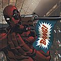 Panini Marvel : <b>Deadpool</b>