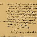 Le 19 août 1790 à Mamers : <b>lois</b>.