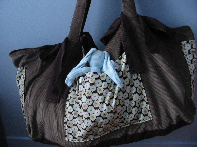 sac pour la maternité