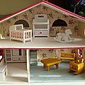 Maison de poupée de Michèle D
