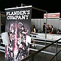 Espace Web: le retour de Flander's Company