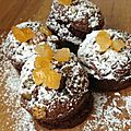 Mini muffins choco/orange