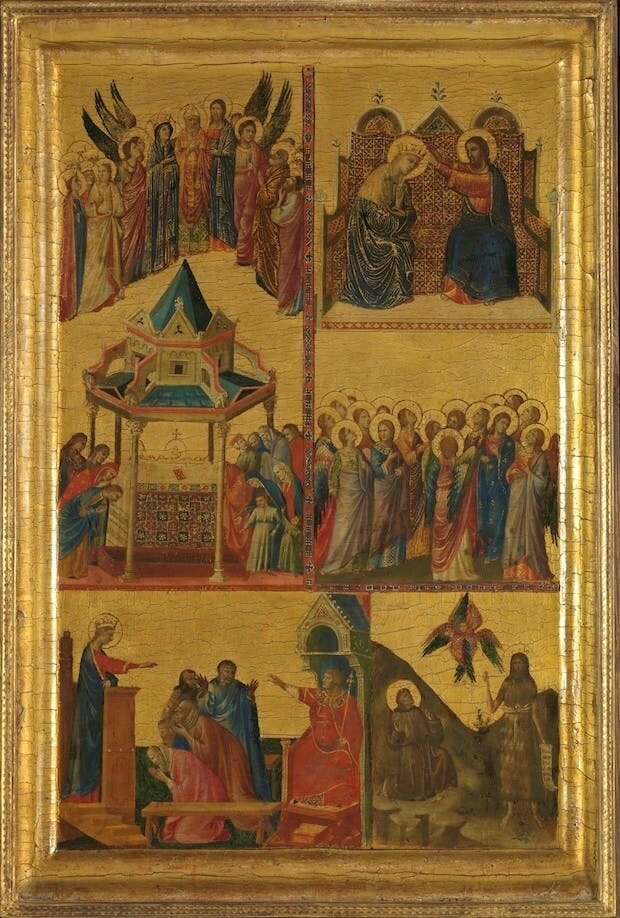 Giovanni da Rimini: A 14th-century masterpiece unveiled at the National Gallery