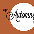 Draw on monday #15 : automne