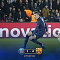 But draxler psg vs barcelona 2-0