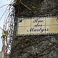 Noirmoutier-en-l'Ile (85), rue des Martyrs