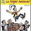La Terre Promise - Les aventures de <b>Lucky</b> <b>Luke</b> d'après Morris - Jul et Achdé - Editions Dargaud - + VIDEO