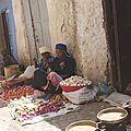 H08-Harrar, marché dans la vieille ville
