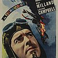 Les hommes volants (men with wings). william wellman (1938)