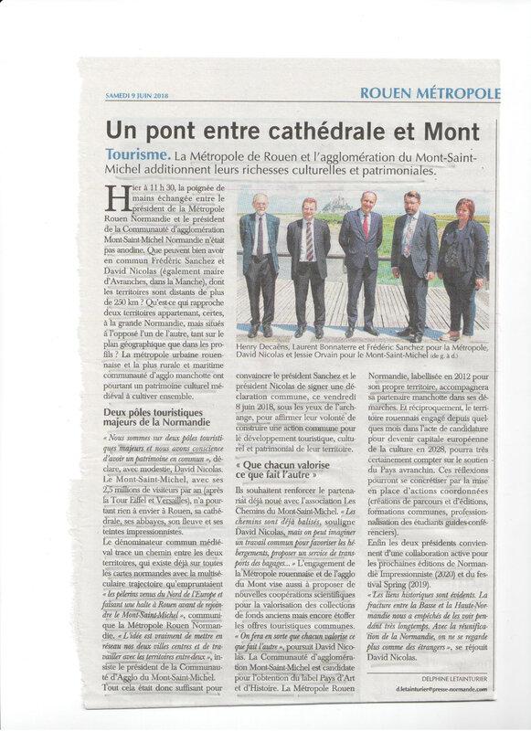 Métropole de Rouen et Mont ParisNORMANDIE Samedi 9062018 001
