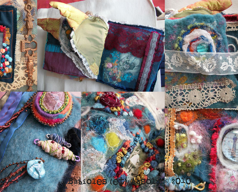 Livre textile I