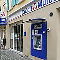 Quartier <b>Drouot</b> - Petite marche arrière du <b>Crédit</b> <b>Mutuel</b> (suite)...