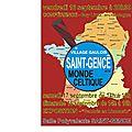 Journées du patrimoine 2011 à saint-gence