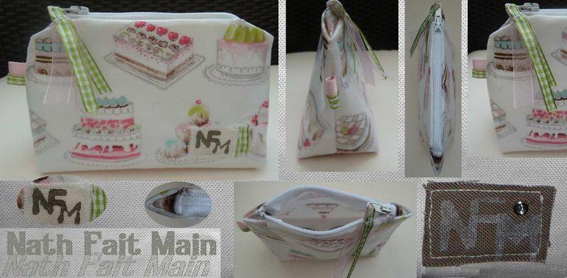 Mini Trousse Gâteaux -AG