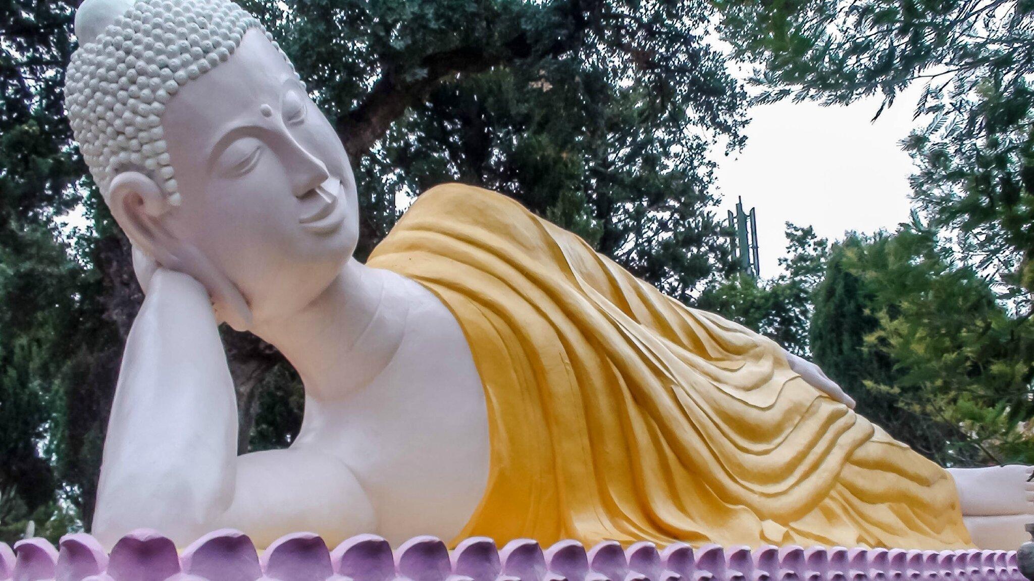 Fréjus : La pagode HÔNG HIÊN TU