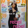 Nylon magazine (juillet 2010)