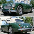 AUSTIN HEALEY - 3000 MK 3 Phase 2 - 1967