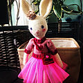 Le lapin au crochet