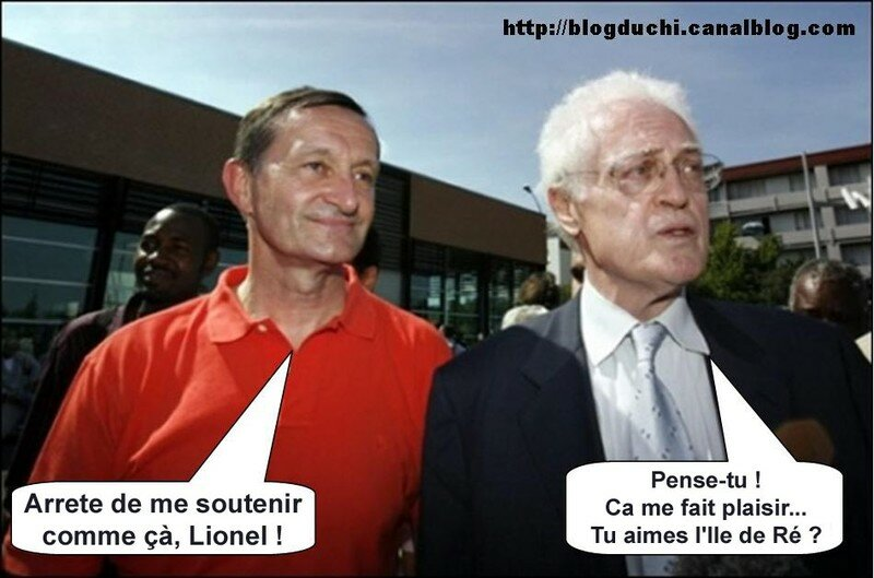 jospin et candidat