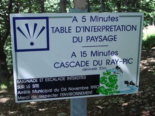 2008 06 26 Cascade du Ray-Pic