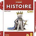 Mon fichier pour enseigner l'histoire au cm1