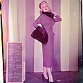 24/02/1953, Tests Costumes pour How to Marry a Millionaire