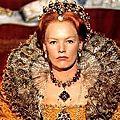 Les femmes celebres les actrices qui les incarnèrent : 8 elisabeth 1 ( reine d'angleterre ) .