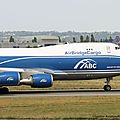 AirBridgeCargo Airlines-ABC
