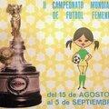 La coupe du monde de football féminin, les premiers tirs…