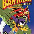 Bartman begins (vol. 1)